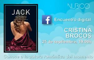 Banner con texto cristina brocos ok