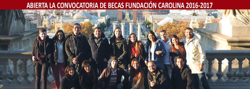 Becarios barcelona