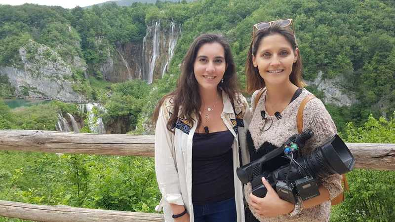 Olivia en Croacia